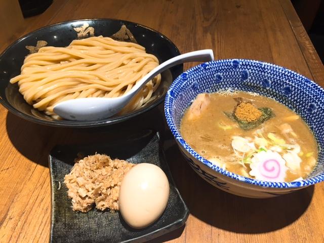 伝説のつけ麺店が復活「六厘舎」(大崎)