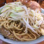 ラーメンとつけ麺を堪能!「ラーメン二郎 八王子野猿街道店2」