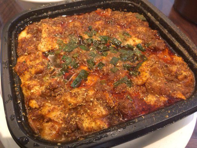 絶品麻婆豆腐と担々麺を堪能!「中国快餐店 五指山」(松陰神社前)