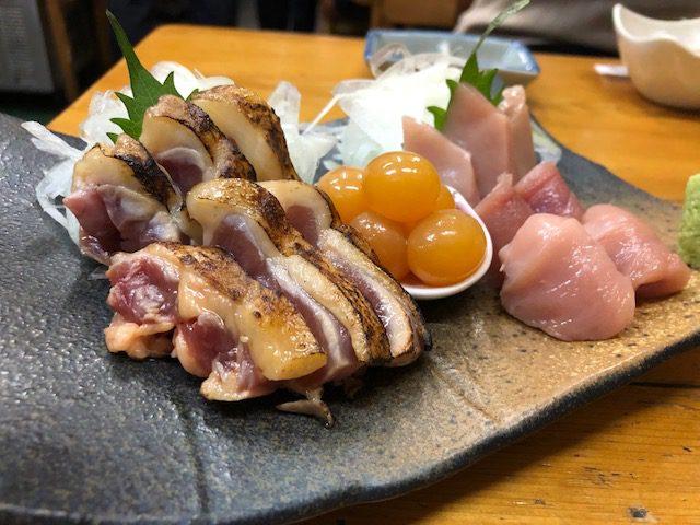 絶品ほろほろ鳥に最高のうなぎ料理の食す!「川栄」(赤羽)