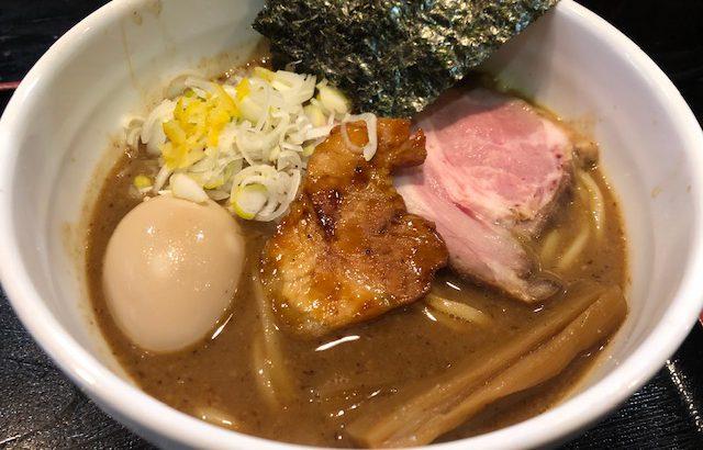 つけ麺&ラーメンを堪能!「麺屋 緑道(エンドウ)」(門前仲町)