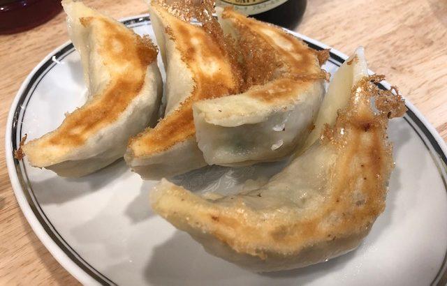 食べ応えのあるジャンボ焼餃子が名物!「昇龍(ショウリュウ)」(上野)