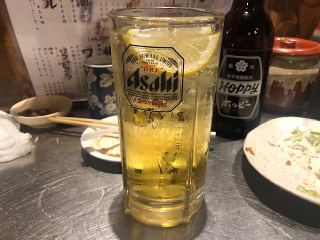 レベル高い立ち飲み居酒屋!「スタンドヒーロー」(水道橋)