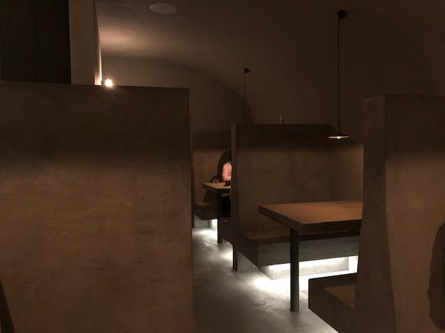空間重視のお洒落なカフェ!「イルマン堂」(小伝馬町)