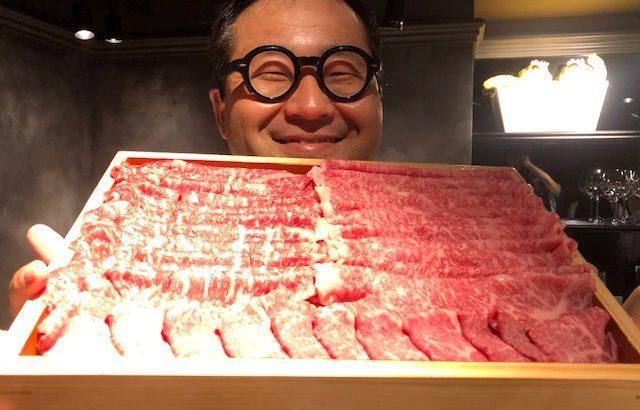 牛と牡蠣の超スペシャルコース!「格之進肉学校 六本木分校」