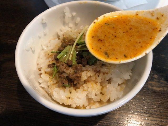 夏季限定!冷やし担担麺を楽しむ「四川担担麺 阿吽 浅草」(田原町)