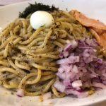 定期的に食べたくなる煮干パスタ専門店!「sisi煮干啖」(新日本橋)