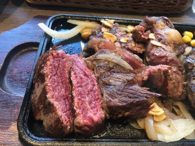 本格炭焼きステーキが楽しめる!「ビーフインパクト 松戸店」でガッツリランチ