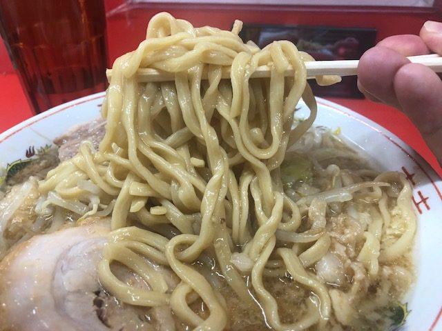 ラーメンを堪能する!「ラーメン二郎 京都店」のつけ麺も食べてみたい