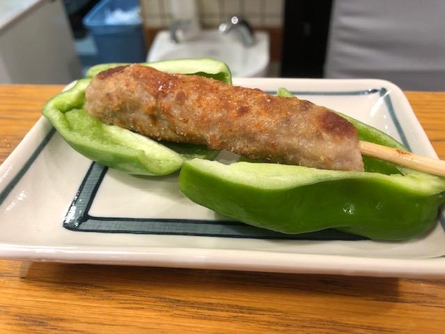 八重洲北口キッチンストリートにある「もつ焼き 栄司」(東京)へ行ってみた
