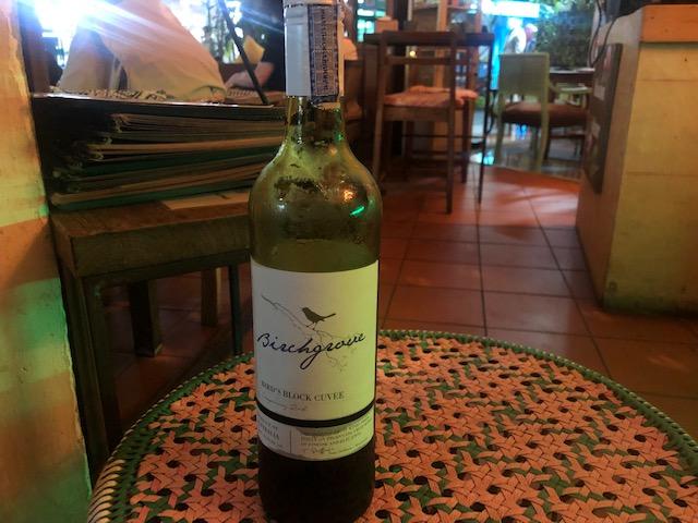 最後の晩ご飯!「Madame Musur(マダムムスー)」(バンコク)でワイン3本飲んできた