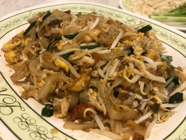 タイ(パタヤ)食べ歩き!中華料理店「レンキー」で食べ飲みしてみた