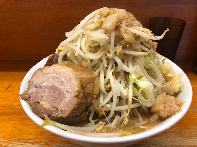 祝復活!「ラーメン二郎 立川店」にて小ラーメンヤサイマシを堪能する