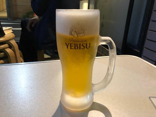 たこ焼き居酒屋で1人飲みを楽しむ!「銀座ふくよし」(東銀座)