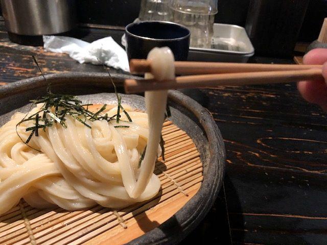 うどん屋で整理券!?「山元麺蔵(やまもとめんぞう)」(京都・東山)