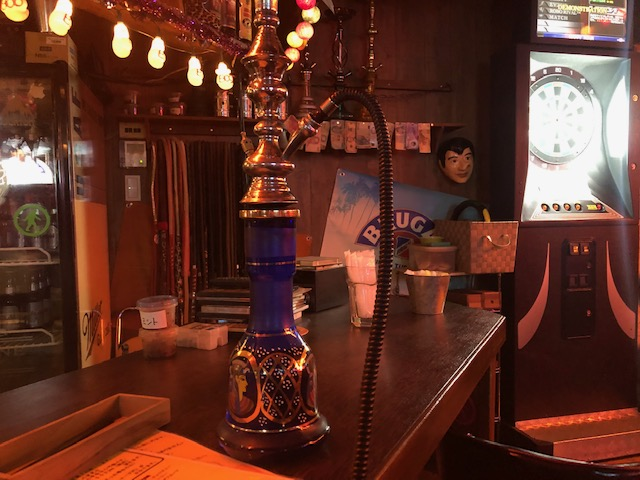 旭川でシーシャ(水タバコ)が楽しめるお店をご紹介します