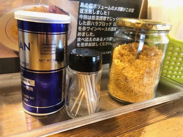 大盛りクリーム系ロメスパをガッツいて来た!「カルボ」(浅草)