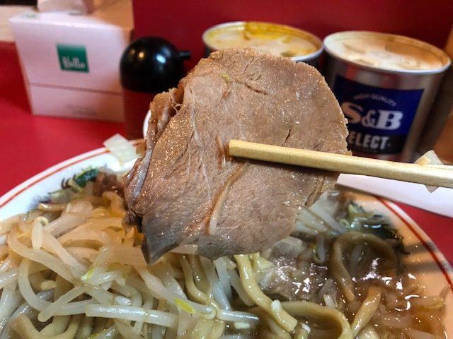 レベルの高い二郎インスパイア系!「ラーメン 麺徳 東陽町店」