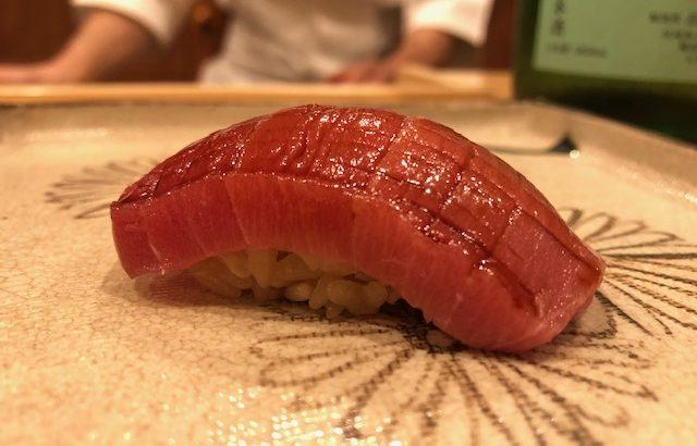 年末最後の食事!「鮨 かの」(一之江)で一年の感謝を込めて食べ飲みする