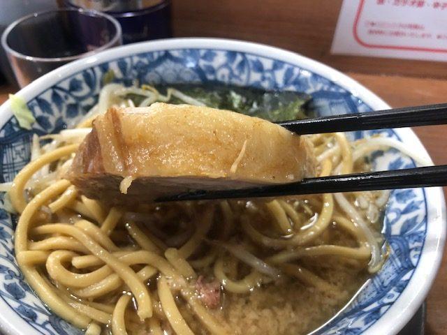 食べやすい二郎系!「ラーメン ぶぅさん」(荏原中延・戸越)