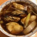 季節限定のかき南そばを食べて来た!「弁天」(浅草)