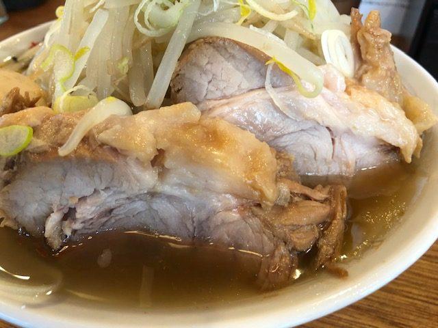 二郎系うどんを堪能!「肉うどん さんすけ」(名古屋・丸の内)