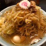 名店から独立!「自家製麺 No 11」(板橋・大山)で二郎系ラーメンをすすって来た