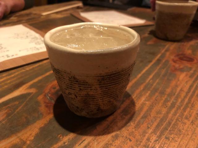 飲みながら楽しめるお店!「板蕎麦 香り家」(恵比寿)