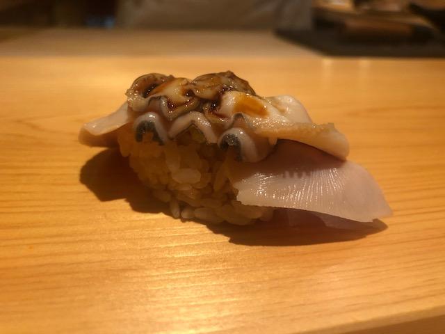 再訪問!「鮨 さかい」(博多・中洲川端)のコース料理は安定して旨過ぎる