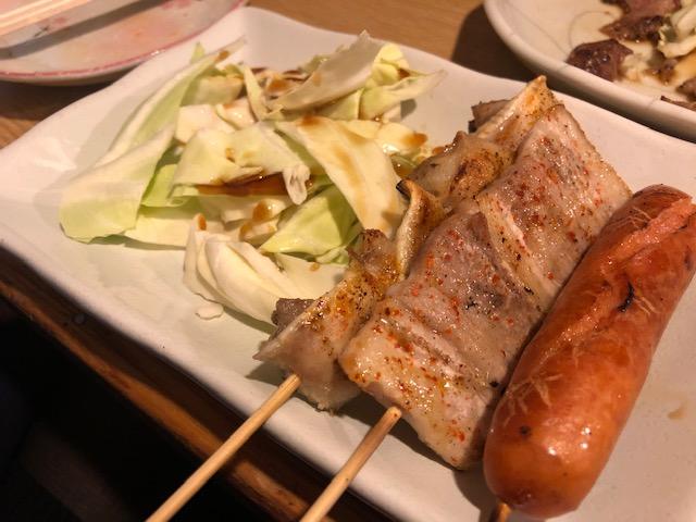 博多旅行の際必ず行く屋台!「雲仙(うんせん)」の料理は格別に旨い