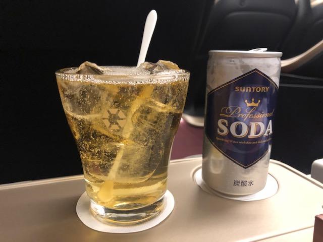 新幹線のファーストクラス、グランクラス搭乗してみた!食事内容や飲み物メニューをご紹介