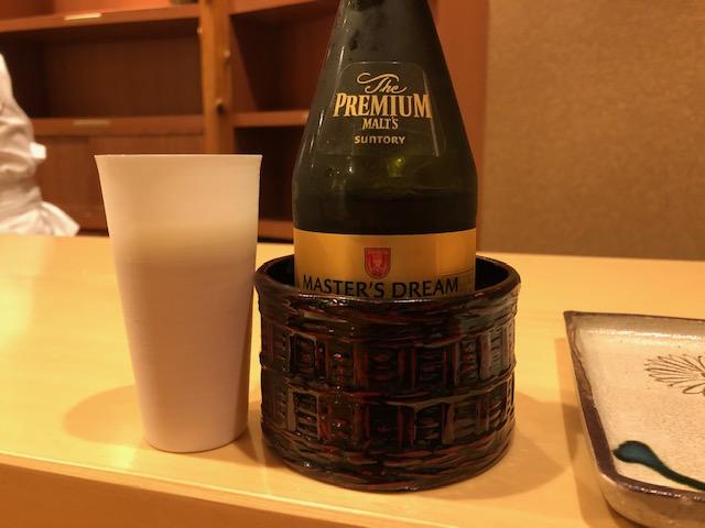 今宵は鳥さわ大将と寿司を食べて来た!「鮨 かの」(一之江)