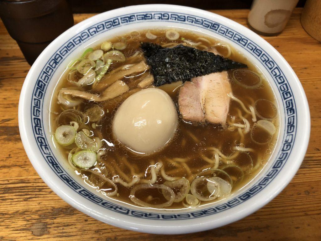ほっこりするラーメン!「中華そば つけ麺 甲斐(カイ)」(久我山)