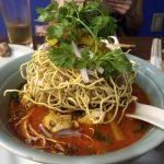 大人気のタイ料理店!「ソンポーン」(浅草)で〆の食事する