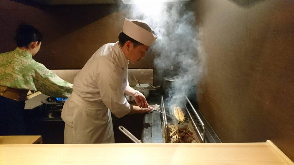 味、演出、おもてなし。全てが美しい!ミシュラン獲得、御料理まつ山(北九州)