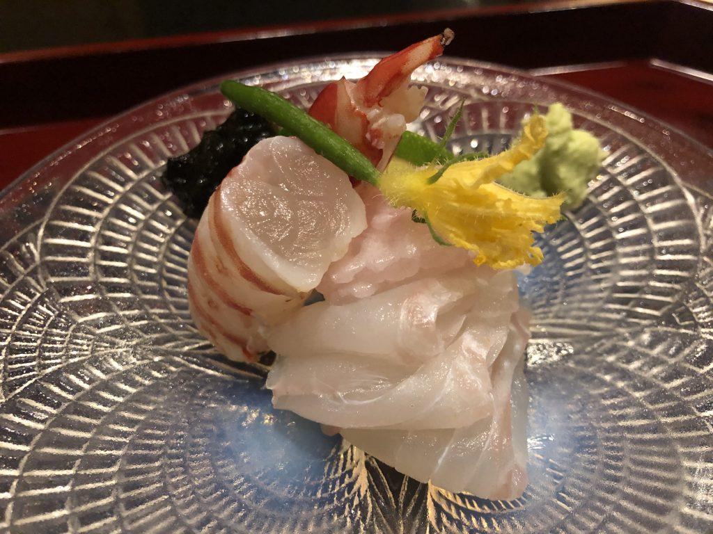 高級食材のオンパレード!「日本料理 晴山(せいざん)」(三田)で食べ疲れました