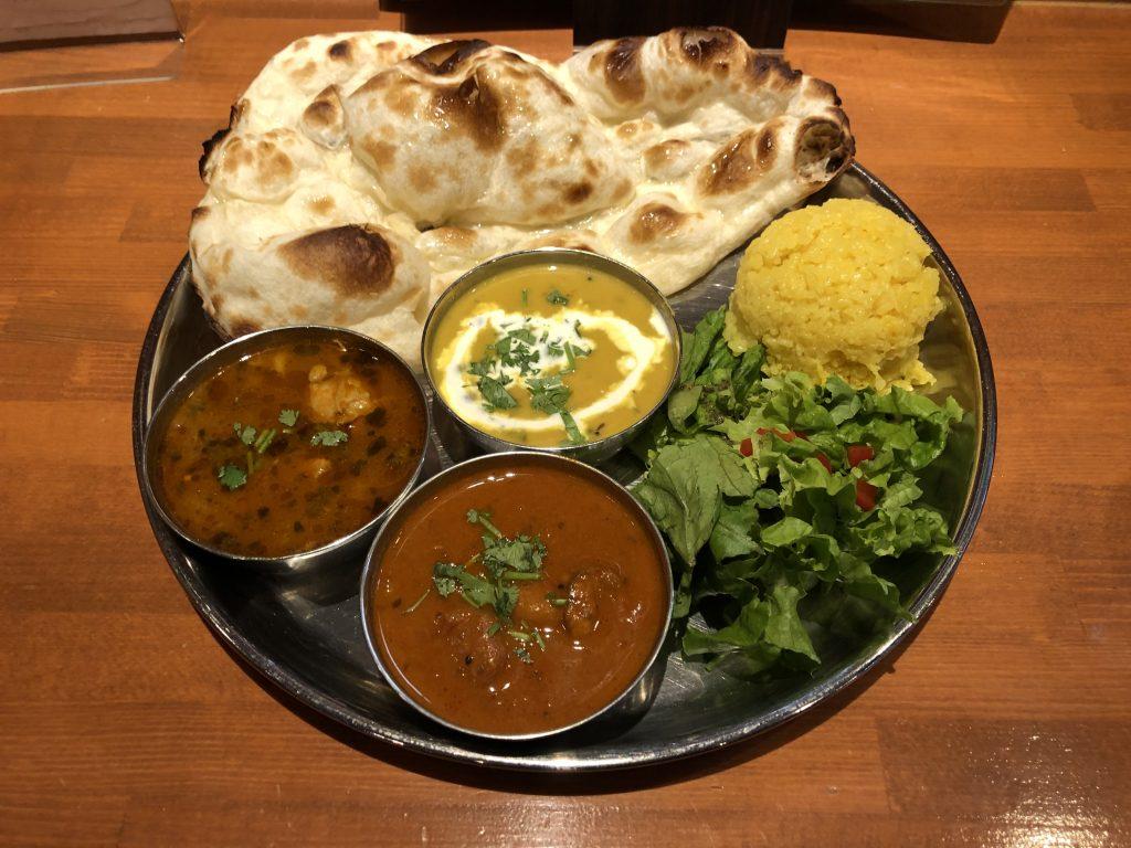 大好きなインドカレー!「タンドールバル カマル2号」(亀戸)
