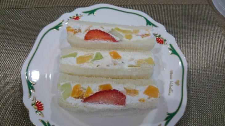 至福のフルーツサンド「檸檬屋・グランデリモーネ」(矢場町)