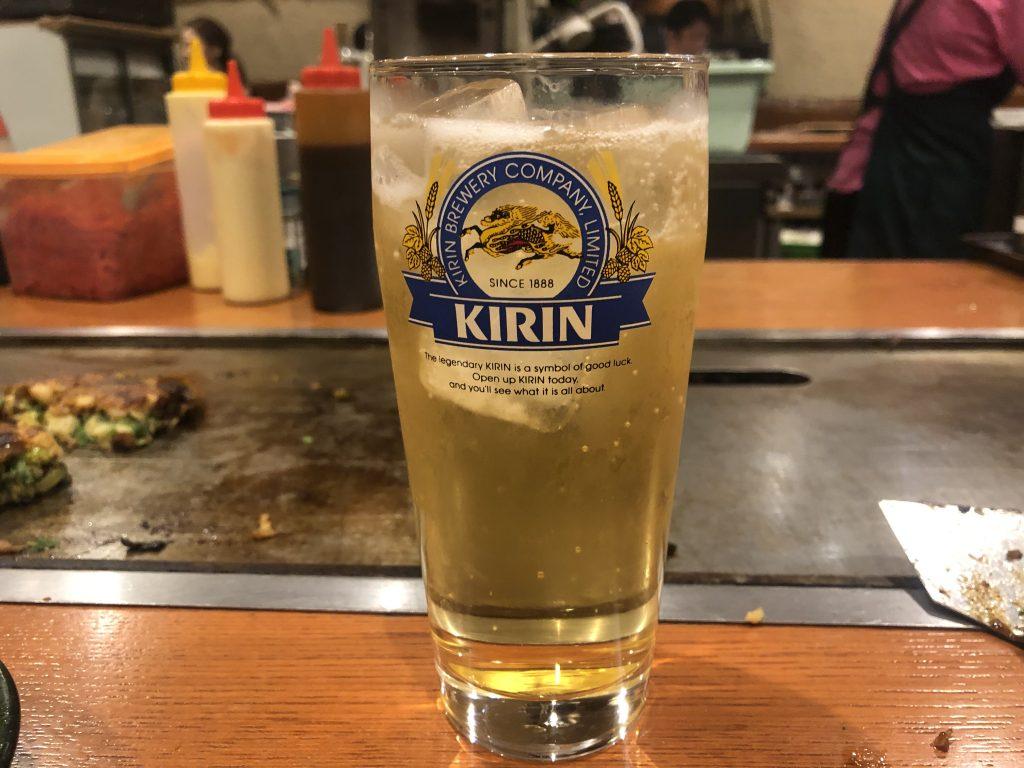 これぞ本場のお好み焼き!!「福太郎 本店」(大阪・近鉄日本橋)
