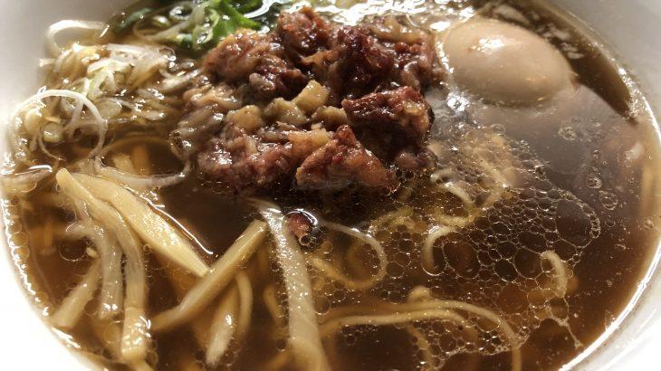 行列覚悟の超人気ラーメン店!「牛骨らぁ麺マタドール」(北千住)