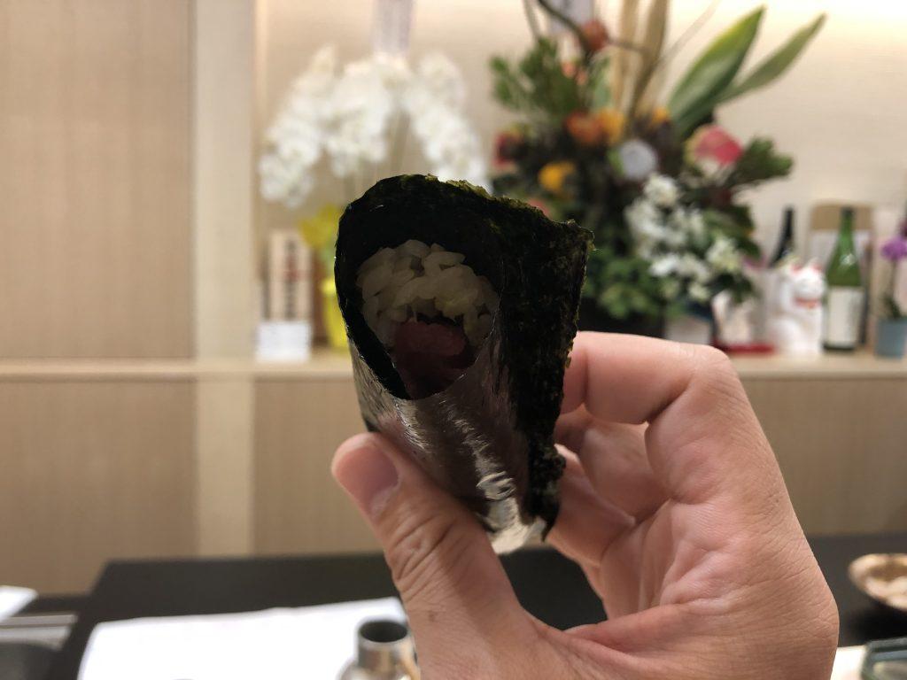 改装オープン!新生「いしまる」(大宮)の鮨を堪能