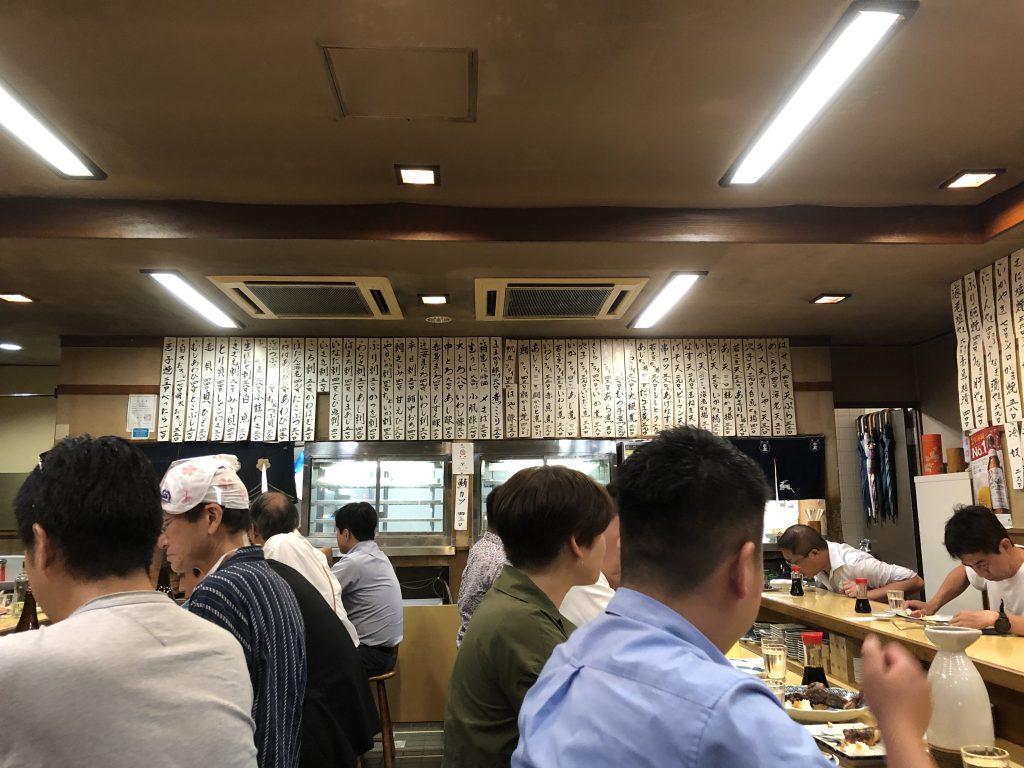 森下・菊川食べ飲み歩き!「みたかや酒場」〜「魚三酒場」