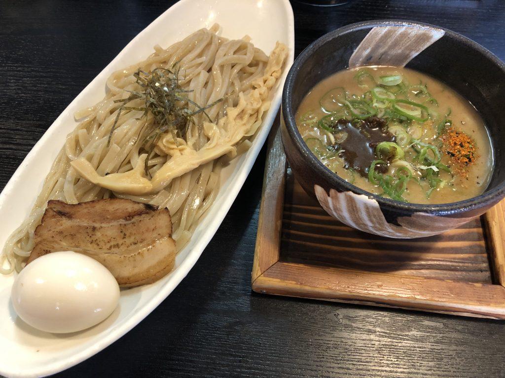つけ麺が有名なラーメン店!「豚そば ぎんや 黒川本店」(名古屋)