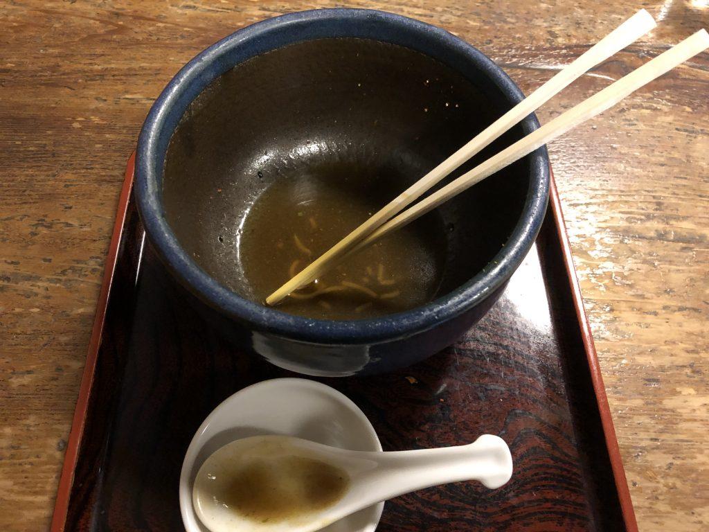 季節を楽しめる蕎麦屋でせり三昧!「泰明庵(たいめいあん)」(銀座)